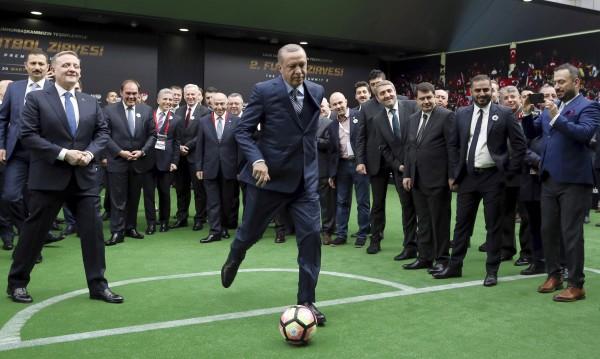 Ердоган гневен на МОК: Защо не ни дадоха Олимпиадата?