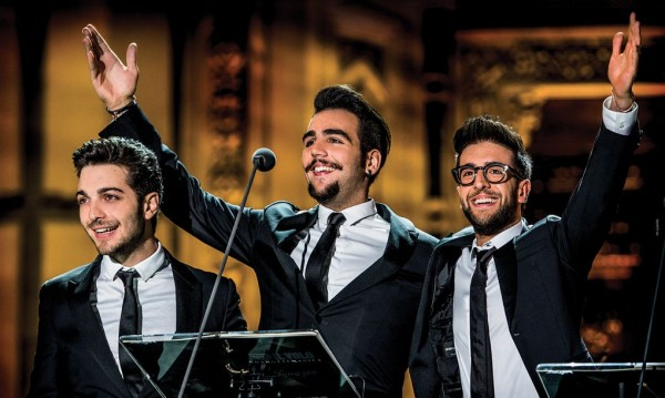 Il Volo ще ни потопят в магията на Тримата тенори
