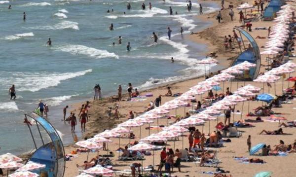 Слънчево на Слънчев бряг, а и най-евтино в Европа
