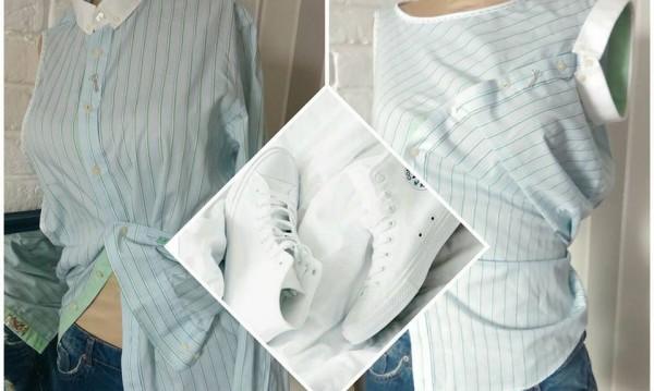 """""""Без будилник"""": Мъжки дрехи с перли и аксесоари за... смели дами"""