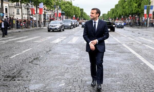 Екстремизъм, Европа – предизвикателства за Макрон