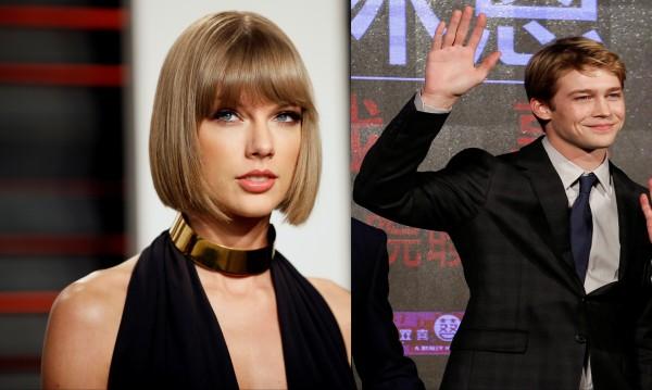 Тейлър Суифт с нов мъж до себе си – британски актьор?