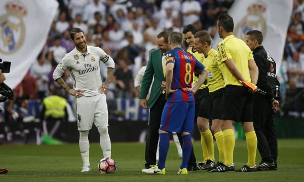 В Испания: Барса е ощетена, Реал със съдийска титла!