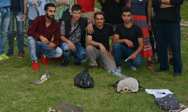 България е приела още 18 бежанци от Гърция