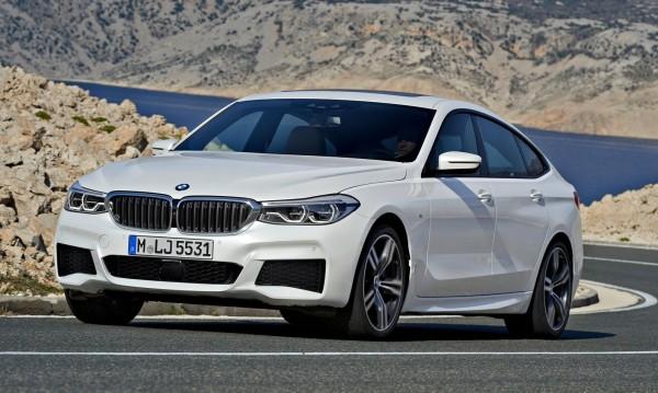 BMW представи официално новото 6-Series GT