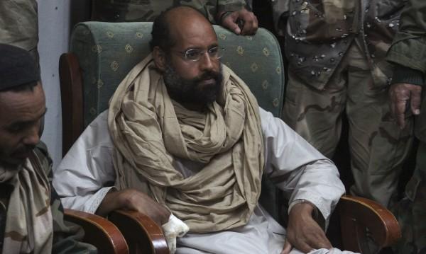 Свободният Сейф ал Ислам обещава да поднесе на света... изненади