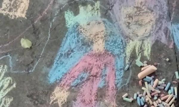Опасни субекти: Изгониха майка и дете от Бизнес парка заради рисунка