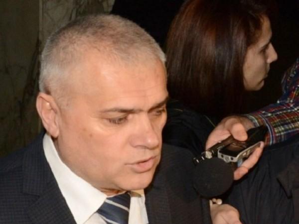 Министърът на вътрешните работи Валентин Радев изрази недоволство от вчерашната