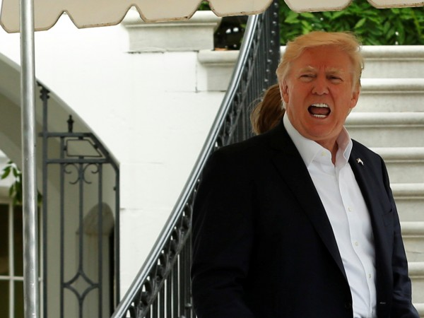 Поведението на Доналд Тръмп в руската афера може да бъде