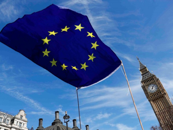 Ден преди началото на преговорите по излизането на Великобритания от