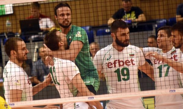 Аржентина ни изхвърли от Световната лига по волейбол