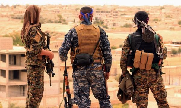 САЩ свалиха сирийски боен самолет