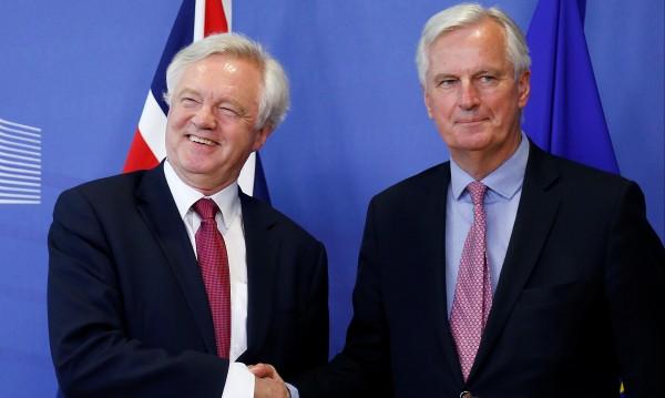Започнаха преговорите за Brexit между ЕС и Великобритания