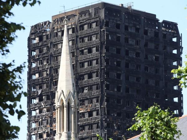 Броят на загиналите и изчезналите след пожара в жилищен блок