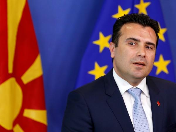 Новият македонски премиер Зоран Заев ще направи двудневно посещение в