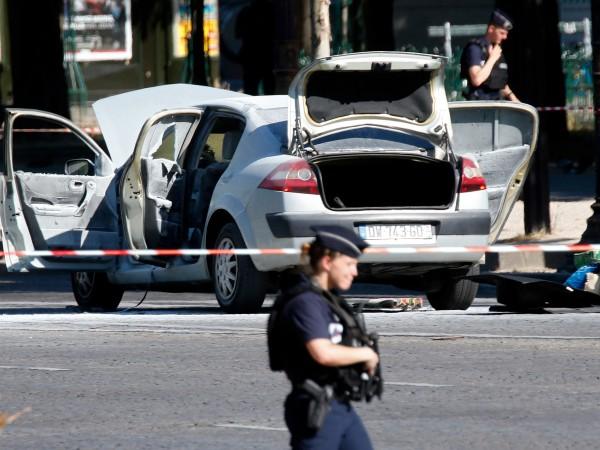 Арестувани са четирима души от семейството на ислямския екстремист, загинал