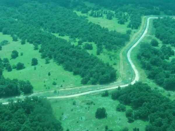 Огледът на оградата с вертолет е струвал 14 000 лв