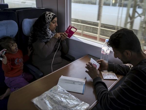 Европейската комисия разработи електронно приложение, което ще позволи на имигрантите