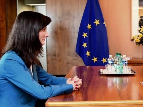 Родният кандидат за еврокомисар Мария Габриел заяви, че според нея