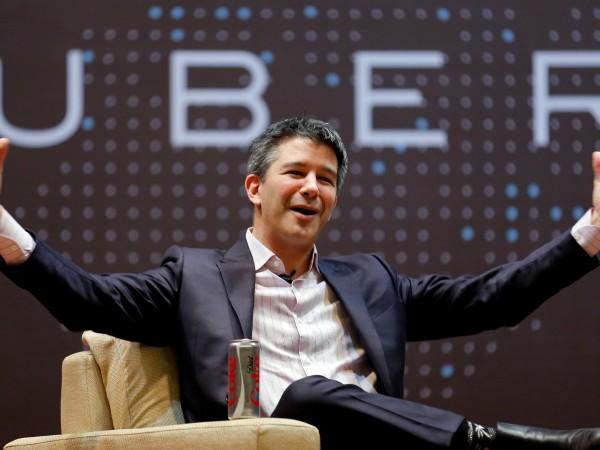 Снимка: Травис Каланик – изпълнителният директор на Uber, хвърли оставка