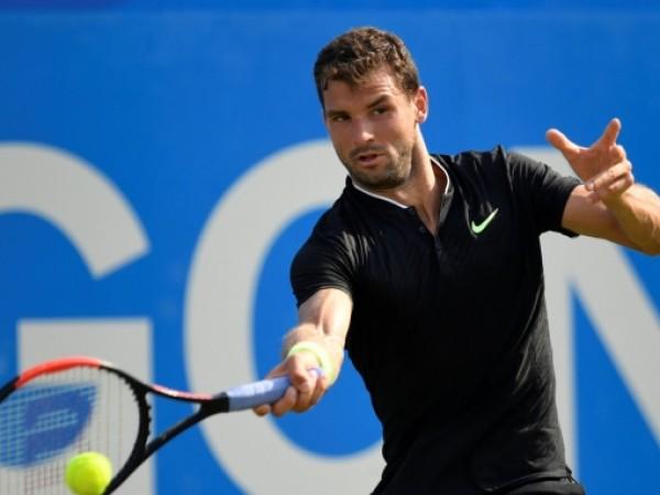 Григор Димитров се класира за 1/4-финалите на турнирa от сериите