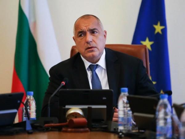 Премиерът Бойко Борисов даде срок на министрите си до понеделник