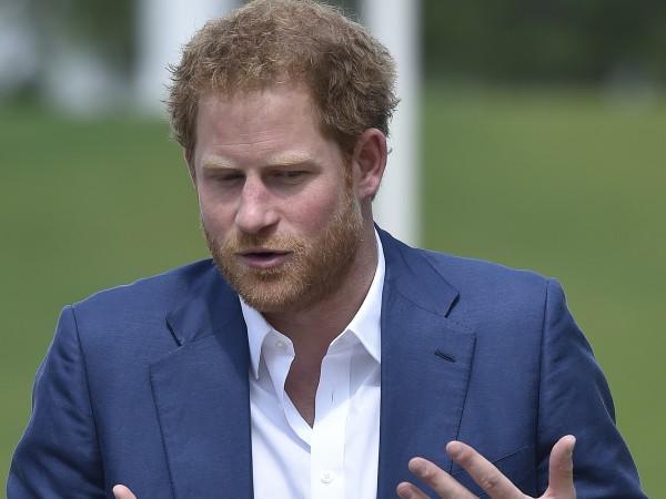 Принц Хари в последно време стана един от най-известните лица