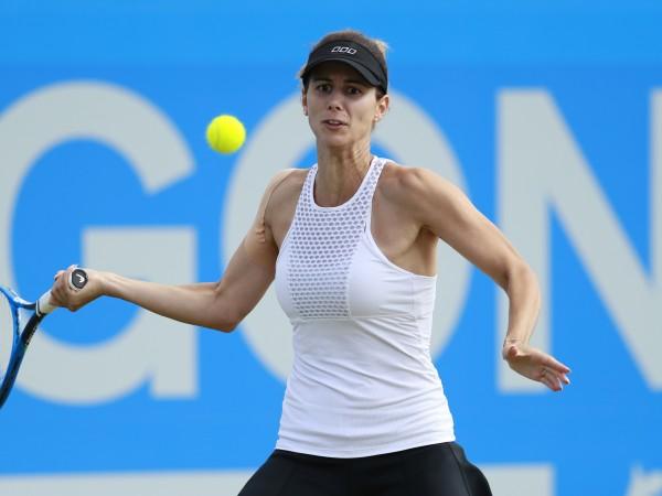 Цветана Пиронкова преодоля първия кръг от квалификациите на турнира по