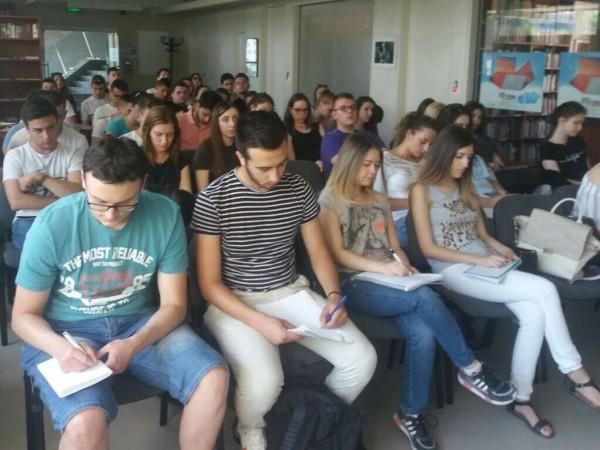Над 300 младежи от Република Македония имат желание да се