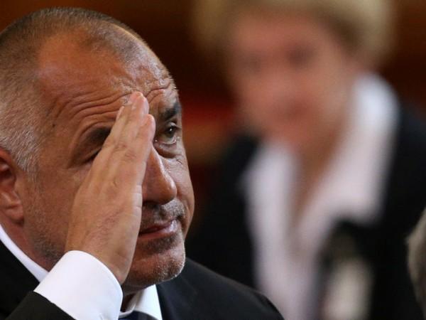 Бойко Борисов: супермен в балканската политика - под това заглавие