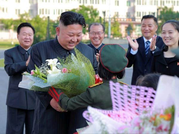 Предишната администрация на Южна Корея начело с президента Пак Гън