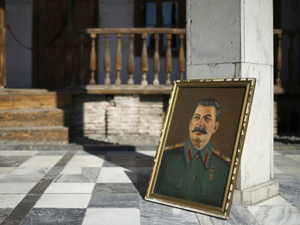 За най-изтъкнати личности в световната история руснаците смятат Йосиф Сталин,