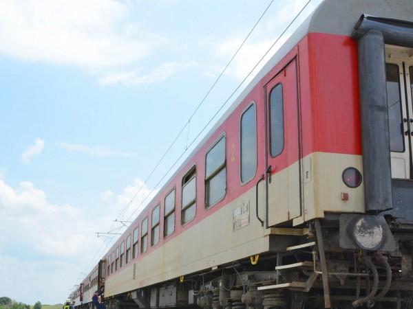 Пореден инцидент с влак бе регистриран в нощта срещу вторник.