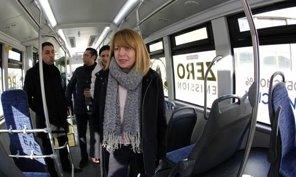 Фандъкова отчита: София напред – с еврофондове!