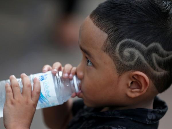 Човек е съставен от около 75% вода. Този факт е