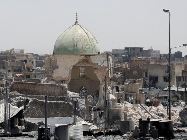 """Иракската армия обяви края на халифата на терористичната организация """"Ислямска"""