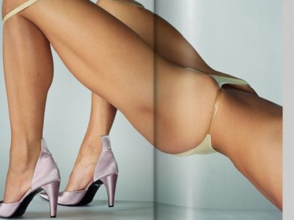 """Изложбата на Марио Тестино, """"Undressed"""", премахва много пластове от хората."""