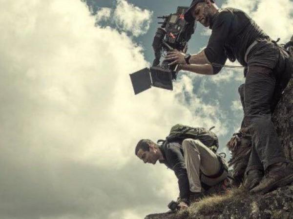 Беър Грилс е в България и снима на връх Мусала.