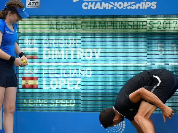 Григор Димитров запази 11-ото си място в световната ранглиста по
