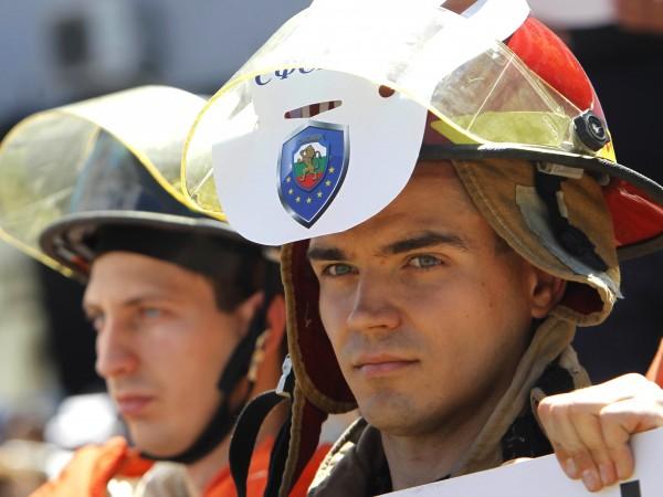 Снимка: Олег Попов, Dnes.bg12345678910На професионалния си празник служителите на МВР