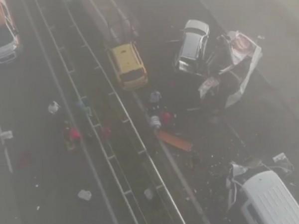 """Основната причина за тежката катастрофа на магистрала """"Тракия"""" днес сутринта"""