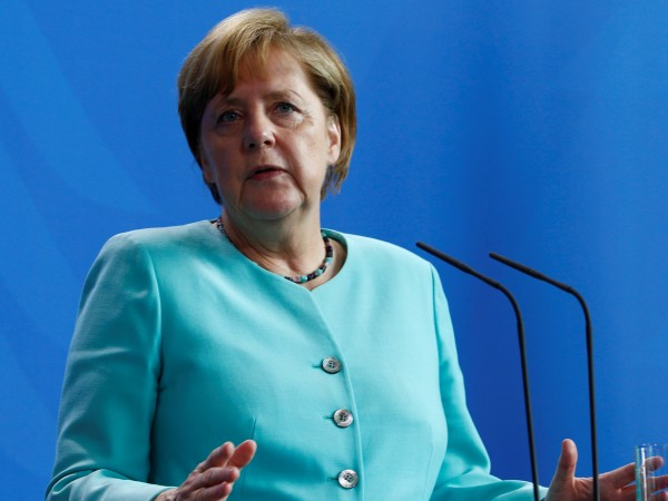 За Ангела Меркел срещите като форума на Г-20 в Хамбург