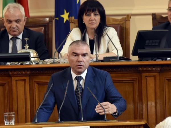 Веселин Марешки призова от парламентарната трибуна всички народни представители да
