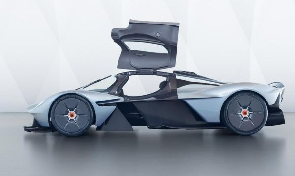 Aston Martin показа най-лудия си модел