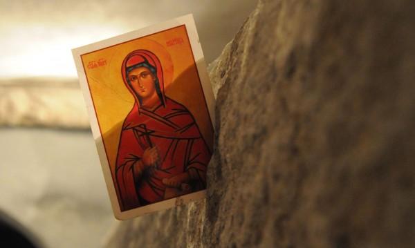 Църквата почита Света Марина, покровителка на водите