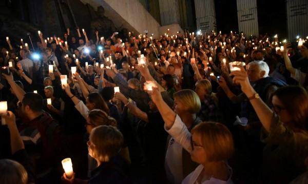 Хиляди на протест в Полша срещу съдебни реформи