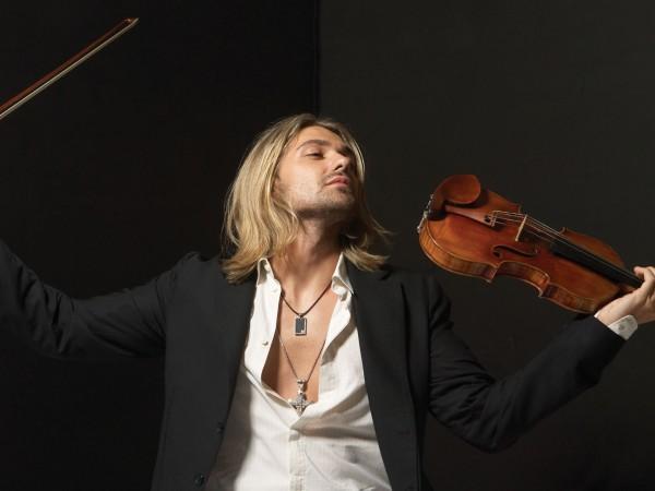 Цигуларят виртуоз Дейвид Гарет идва за концерт в София в