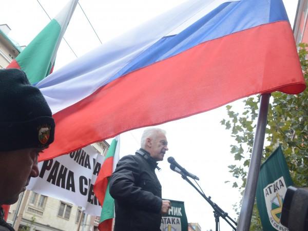 """Снимка: Евроизследване: Партия """"Атака"""" – №1 по анти-ЕС политика!"""
