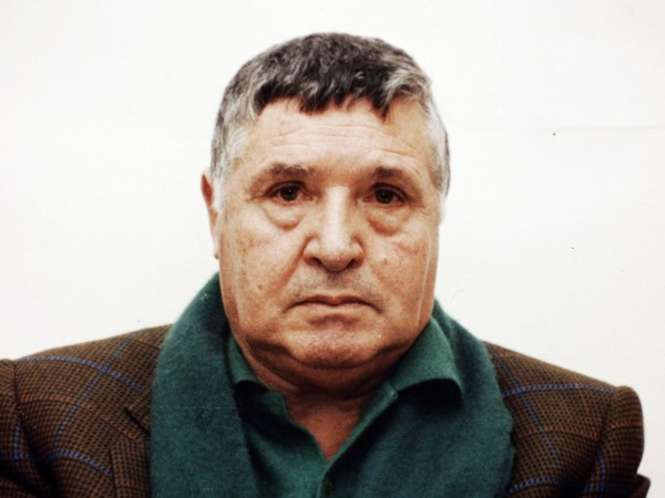 Салваторе Тото Риина - бившият лидер на сицилианската мафия Коза