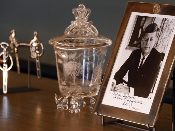 Снимка: Снимка от Джон Кенеди за Елизабет ІІ – на изложба